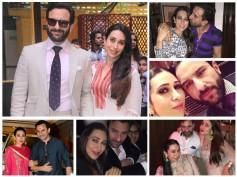 Two Hotties! Saif Ali Khan's Rare Pictures With Kareena Kapoor's Glamorous Sister Karisma Kapoor