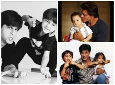 How Adorable! Shahrukh Khan's Sweetest Confession About His Kids Aryan, Suhana & AbRam