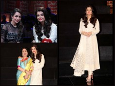 Hot Pictures! Aishwarya Rai Bachchan & Malaika Arora Khan Spotted Together During Sarbjit Promotion!