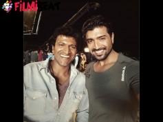'I Chose Chakravyuha For Puneeth's Presence': Arun Vijay