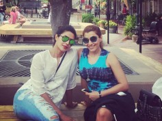 Holiday Pictures: Priyanka Chopra Spotted With Her Best Friend, Looks Damn Hot!