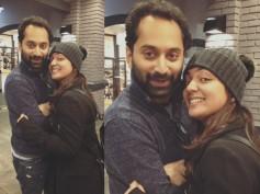 Fahadh-Nazriya's London Holiday Picture Goes Viral!