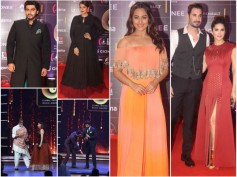 GiMA Awards 2016: Sunny Leone, Sonakshi, Amitabh, Arjun Kapoor & Celebs Rock The Show!