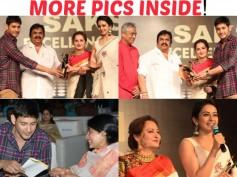 PHOTOS: Sakshi Excellence Awards 2015, Mahesh Babu & Rakul Preet Gets The Most Popular Awards