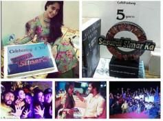 SEE PICS: Sasural Simar Ka Completes 5 Years; Dipika Kakar Throws A Party
