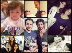 SRK With Emraan, AbRam With Gauri & Many More! 16 Best Instagram PICS Of Celebs From April 1st Week!