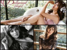 Sensuous Pictures! SRK's 'Fan' Co-star, Waluscha De Sousa Bikini Photoshoot For GQ April Edition!
