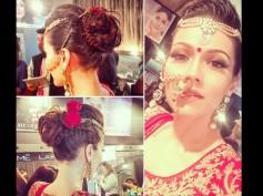 Stunning Pics! Shahrukh Khan's 'Fan' Heroine Waluscha De Sousa Turns BRIDE For A Day!