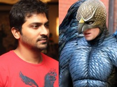 Vaibhav Reddy's Next Will Be On The Lines Of English Flick 'Birdman'