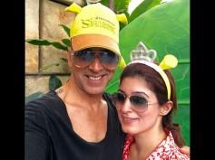 Cutest Bollywood Couple! Akshay Kumar & Twinkle Khanna's Latest Selfie Will Make You Go Awww...