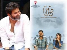 Trivikram's A Aa Release Date Locked