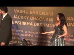 SHOCKING! Abhishek Bachchan Embarrasses Aishwarya Rai Bachchan; Gets Angry During Sarbjit Premiere!