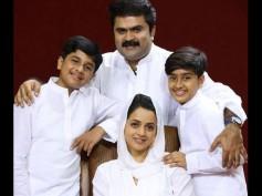 Anoop Menon & Bhavana With 'Kuttikalunde Sookshikkuka'