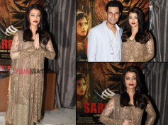 You Beautiful Woman! Aishwarya Rai Bachchan Steals The Limelight At Sarbjit's Success Party