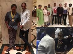 PHOTOS: Team Baahubali & Kanche At National Awards, Rajamouli Says No To Hollywood