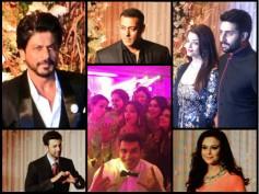 Bipasha Basu & KSG's Grand RECEPTION Pictures! SRK, Aishwarya, Salman & Others Attend The Function!