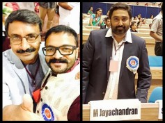 Pics! Jayasurya, V K Prakash And Other Malayalam Celebrities At 63rd National Film Awards Ceremony!