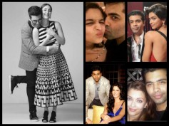 Sweeter Than Chocolate! Karan Johar's Bonding With B-town Gorgeous Divas (Birthday Special Pictures)