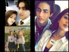 OMG So Hot! Navya Naveli Nanda & Aryan Khan Spotted Together; See Their All New Pictures Here!