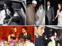 Fairtytale Couple! These Pics Show Aishwarya Rai Is Head Over Heels In Love With Abhishek Bachchan
