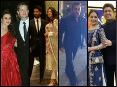 Preity Zinta Reception Party Pictures! SRK, Salman, Shahid-Mira & Other B-town Celebs In Attendance