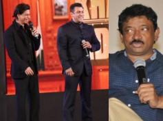 Salman Khan Is Already A Bigger Star Than Shahrukh Khan, Says This Controversial Director!