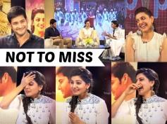 FUN! When Samantha Interviewed Mahesh Babu & Kajal Aggarwal