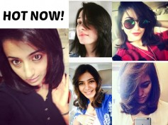 HOT NOW! Tollywood Actresses & Their New Found Love For The Short Hair!