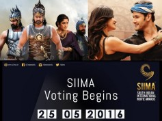 SIIMA 2016 Telugu Movie Nominations Are Out, Baahubali & Srimanthudu Gets The Highest Nominees
