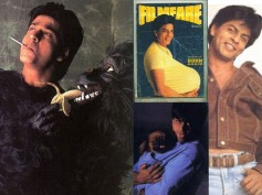 Oh God! What Was He Thinking? These Rare Pictures Of Shahrukh Khan Will Leave Your Mouth Wide Open