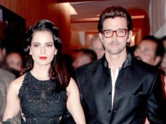 Read How Kangana Ranaut Reacted When Asked About Hrithik Roshan