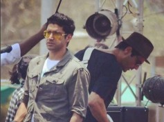 Rocking All The Way! New Pics From The Sets Of Rock On 2