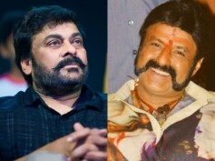 Balakrishna Is Well Ahead In Race With Chiranjeevi