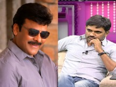 Director Maruthi Thrilled About Chiranjeevi's Appreciation