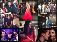 RED HOT PICS! Deepika Padukone Stuns Everyone At IIFA Press Conference; Looks Like A Royal Princess!