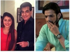 Jeetendra Visits Yeh Hai Mohabbatein Sets; Aditi Bhatia's Fangirl Moment; Karan Patel Gets Warned!