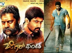 Jigarthanda & Lakshmana Are Off To A Good Start