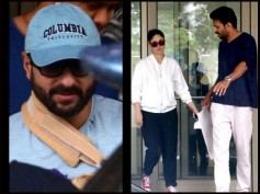 See Pictures: Kareena Kapoor Spotted At The Hospital To Take Saif Ali Khan Home After The Surgery!