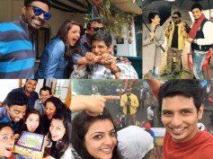 IN PICS: 'Kavalai Vendam' Team Resumes Shoot, Fun On The Sets Is Very Much Apparent!