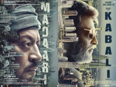 Fan Made Vs Original - Irrfan Khan's Mess Up: Says Rajinikanth's Film 'Kabali' Stole His Film Poster