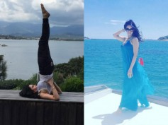 Must See Pictures! Mallika Sherawat Holidaying In Corsica
