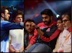 Awesome Pics! Shahrukh Khan's Bonding With Ranbir Kapoor & Abhishek Bachchan At Pro-Kabaddi League!