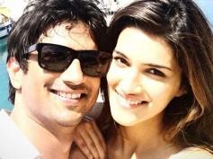 Sushant Singh Rajput Dating Kriti Sanon, Planning To Make It Official Soon!