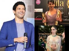 Farhan Akhtar & Priyanka Chopra Ignore Each Other At IIFA 2016, Is The Reason Deepika Padukone?