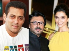 OMG! Is Sanjay Bhansali The Reason Why Deepika Padukone Is Not A Part Of Salman Khan's Tubelight?