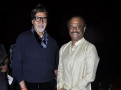Amitabh Bachchan To Star In A Hindi Remake Of Superstar Rajinikanth's Kabali?