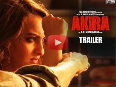 Akira Trailer: Sonakshi Sinha Delivers A Cracker Through Her Punches & Kicks!