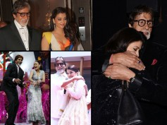 The Royals Of Bollywood! 25 Pictures That Show Amitabh Bachchan's Special Bond With Aishwarya Rai!