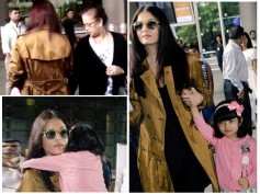 HORRIFIC! Aishwarya Rai Bachchan's Mother FELL At The Mumbai Airport During A Fight With The Media