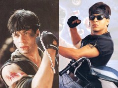 Flashback Pictures! The Badass Shahrukh Khan From The Film Josh